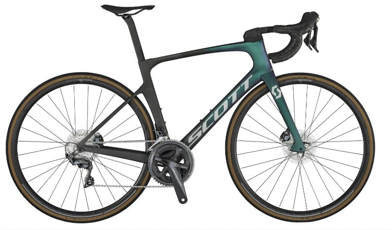 """</p><span style=""""color: #ffffff;float: right; margin-right: 99px;""""><h4>SCOTT FOIL 20 2021</h4><p>Groupe Shimano Ultegra 2x11v <br> wheels SYNCROS<br> Poids 7.8 kg<br> Value 3300 euros<br> <br> Note Rentaracebike<br> Sports bike hard for powerful cyclist<br> <br> available sizes<br> M (52-54)<br> L (56-58)<br></span>"""